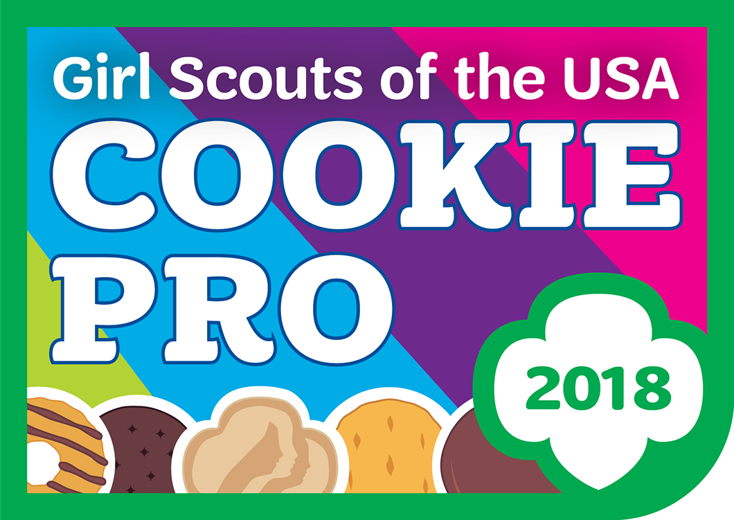 Girl scout prizes 2018
