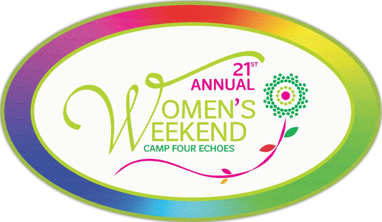 2017 (21ST) Women's Weekend Logo